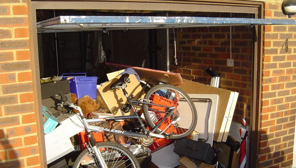 fed up with your clutter